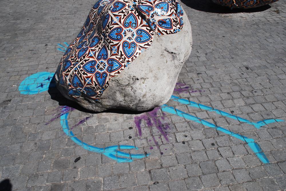 Street art Porto Portugal
