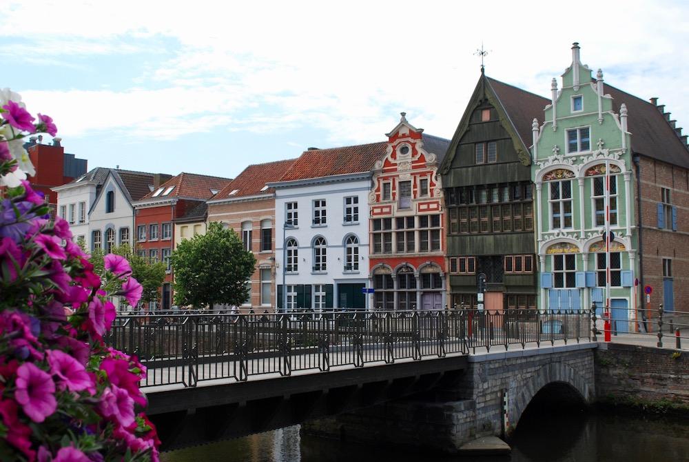 Haverwerf Mechelen België