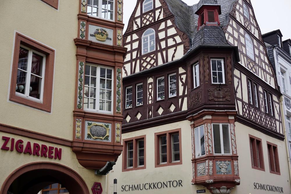 Vier Torens Koblenz Duitsland
