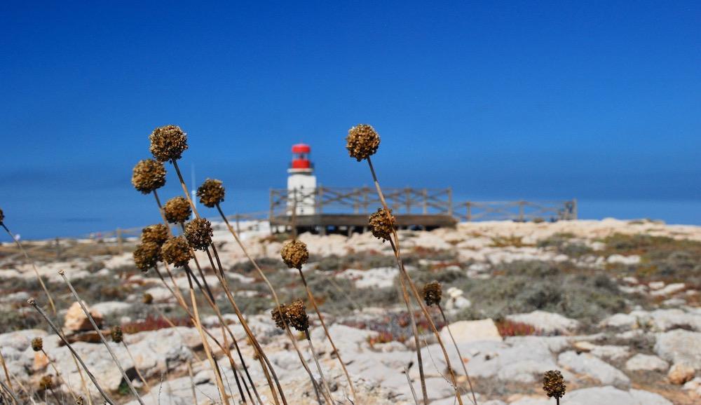 Fortaleza de Sagres Algarve Portugal