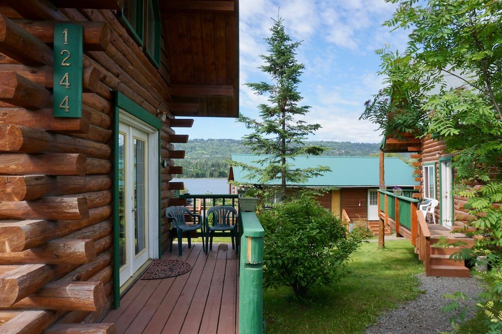 Homer FloatPlane Lodge Alaska Verenigde Staten