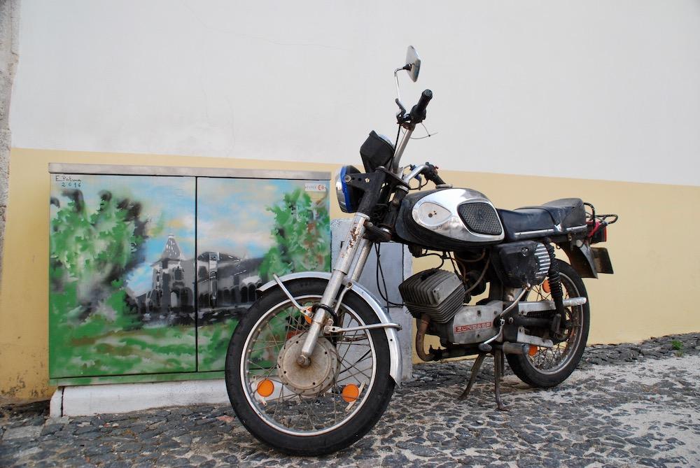 Streetart Évora Portugal
