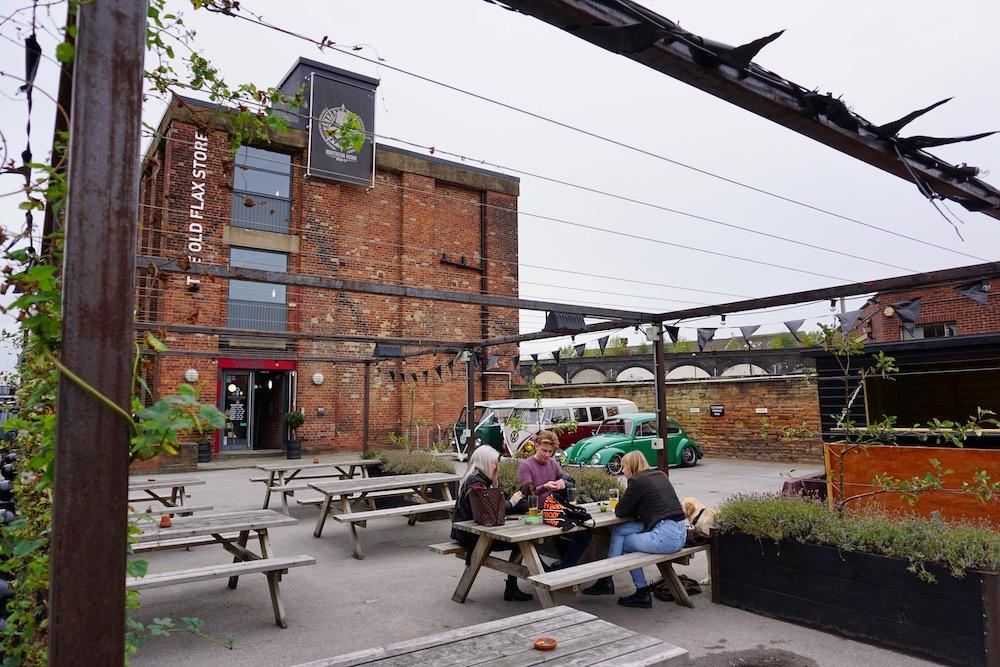 Northern Monk Brewery Leeds Verenigd Koninkrijk