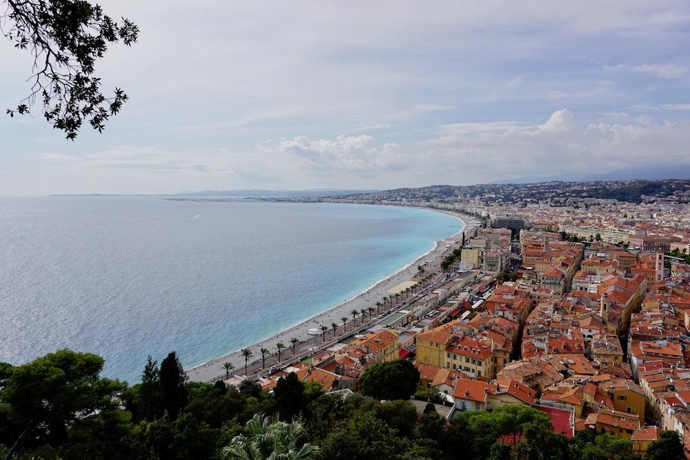 La Colline du Château Nice Frankrijk