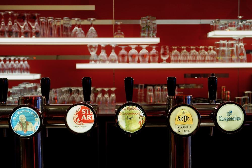 Eten en drinken in Leuven Café Entrepot