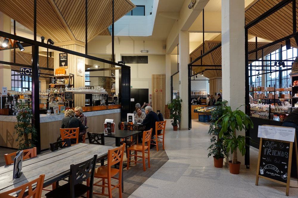 Eten en drinken in Leuven De Smidse