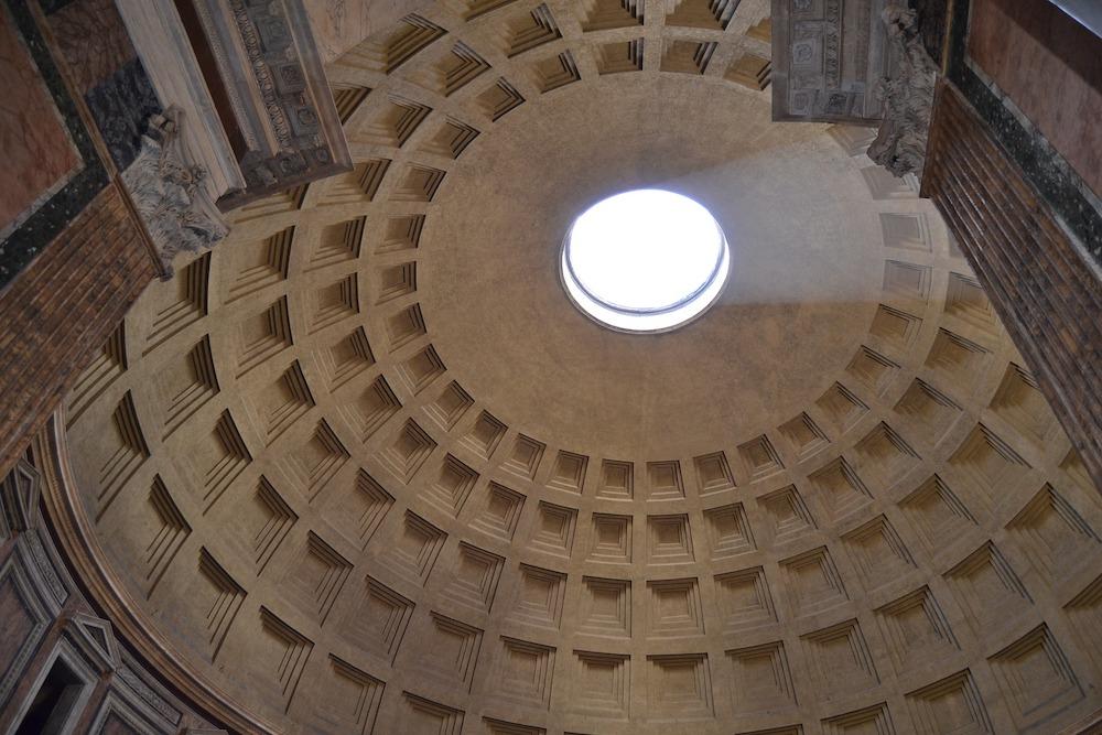 Pantheon Rome Italië