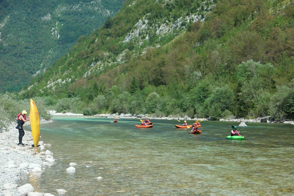 De mooiste nationale parken ter wereld Triglav National Park Slovenië
