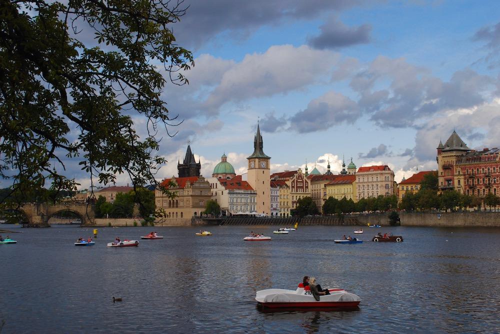 Roadtrip door Europa Praag Tsjechië