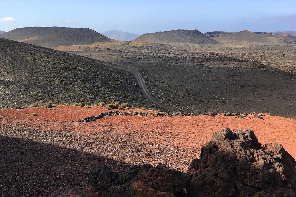 Timanfaya National Park Lanzarote Spanje