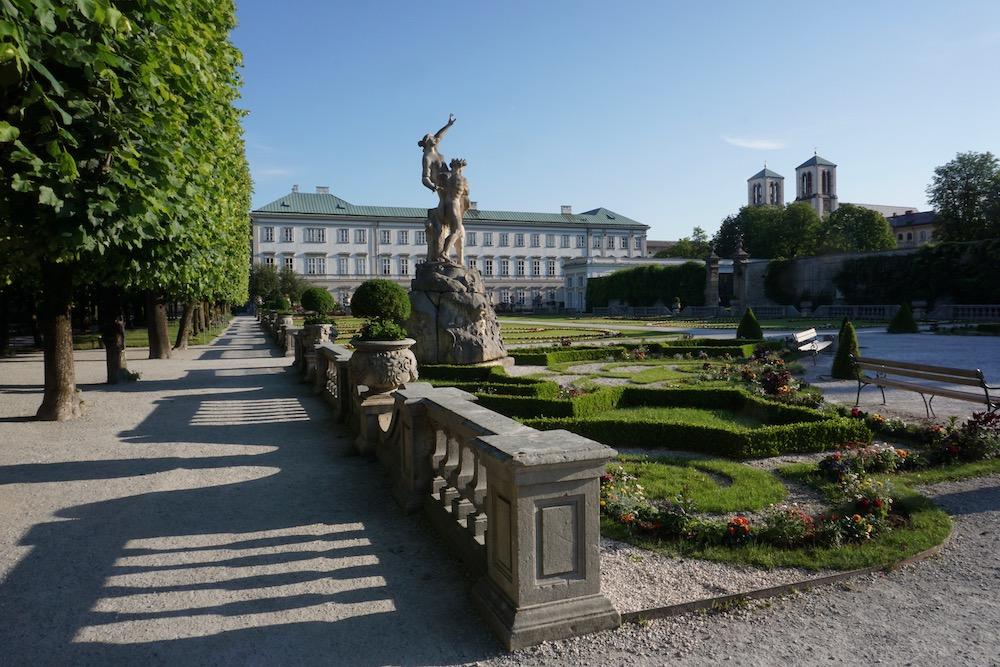 Schloss Mirabell Salzburg Oostenrijk
