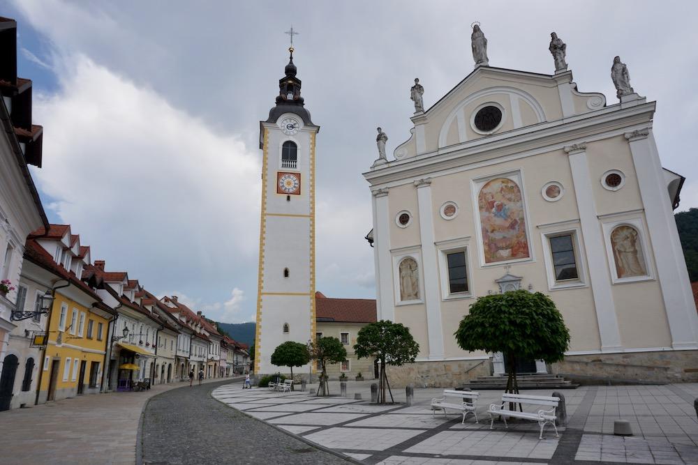 Kamnik Slovenië
