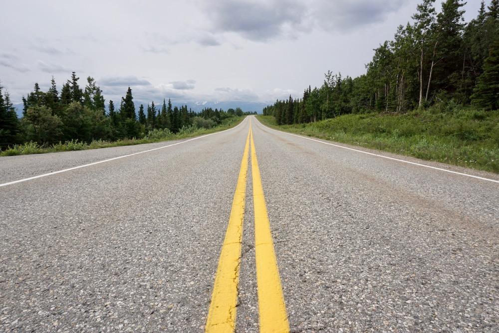 Mooiste roadtrips Alaska