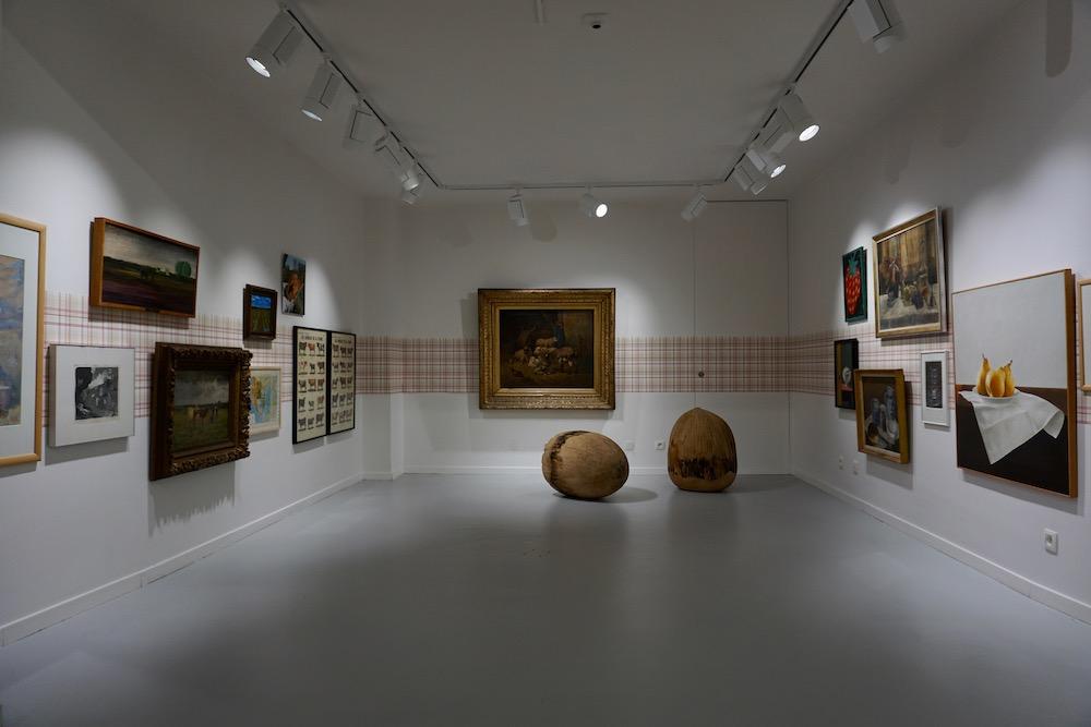 BPS22 - Musée d'art de la Province de Hainaut Charleroi België