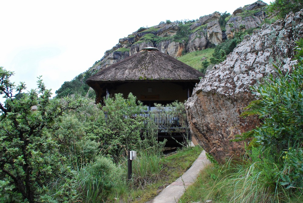 Giant's Castle Camp Drakensbergen Zuid-Afrika