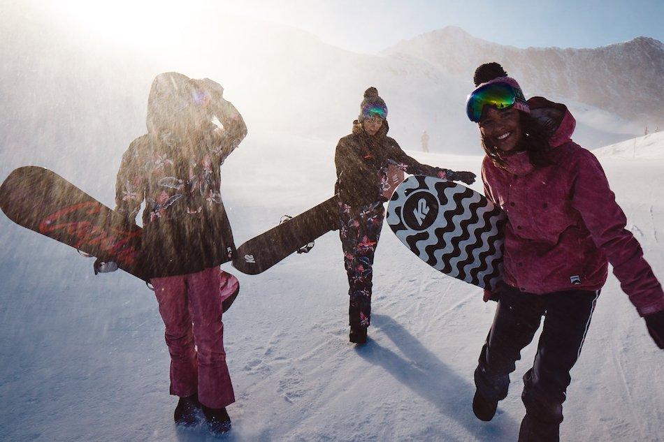 Wintersportkleding dames Protest