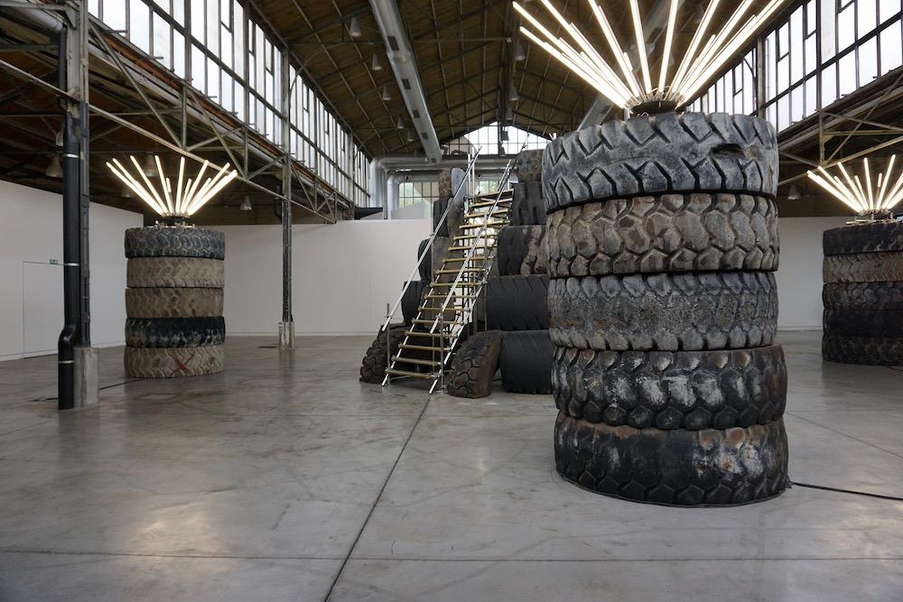 Xavier Mary BPS22 - Musée d'art de la Province de Hainaut Charleroi België