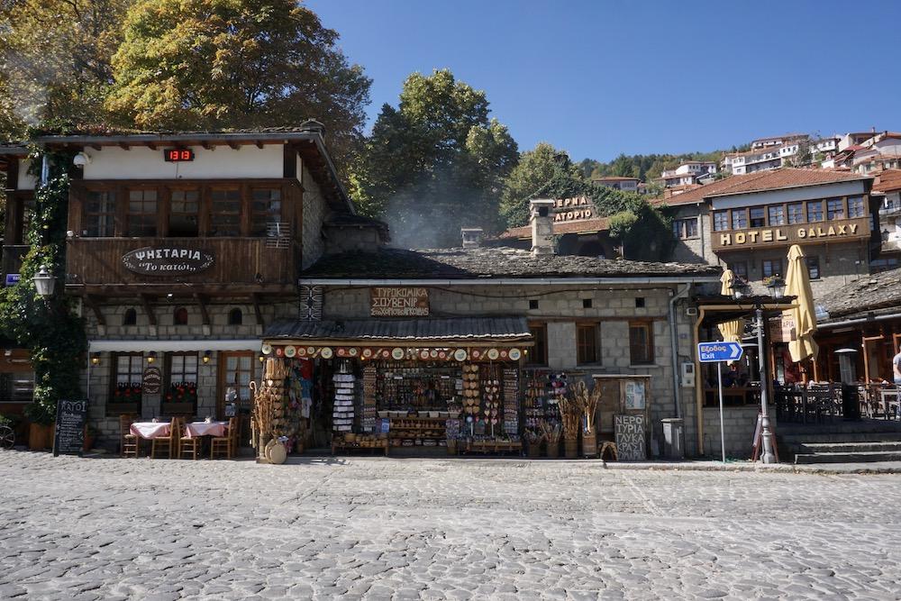 Metsovo Griekenland