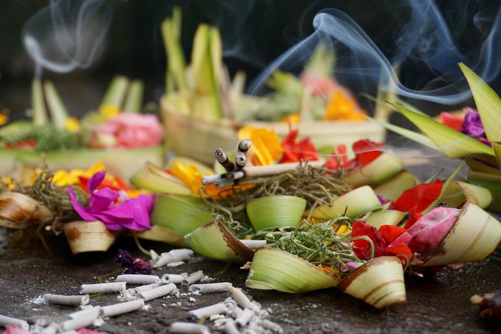 Pura Tirta Empul Ubud Bali Indonesië