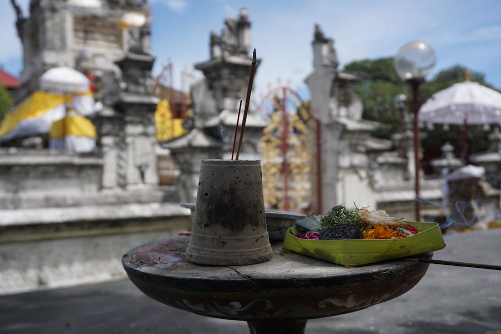 Pura Jagatnatha Denpasar Bali Indonesië