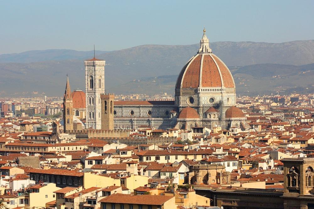 Vakantie Italië Florence Toscane