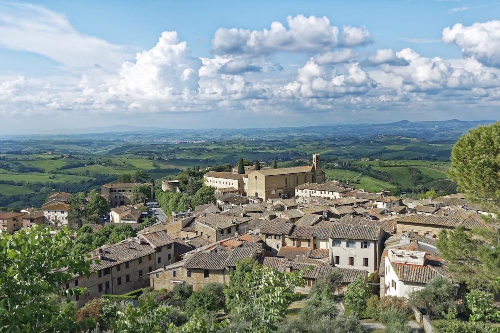 Vakantie Italië San Gimignano Toscane