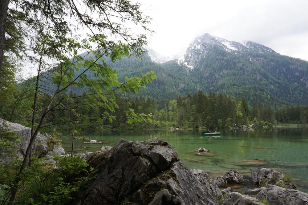 De mooiste meren in Duitsland Hintersee Ramsau bei Berchtesgaden