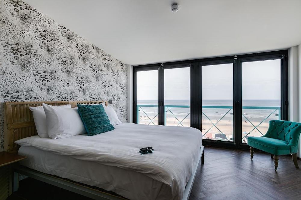 Overnachten in Zandvoort Beachhouse Hotel