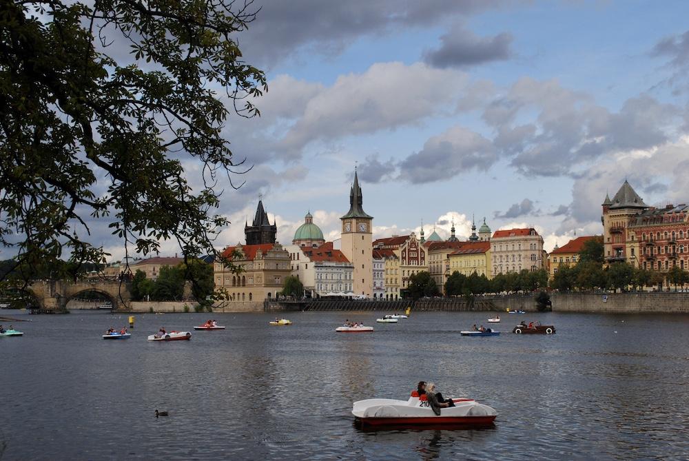 Stedentrip Praag Tsjechië