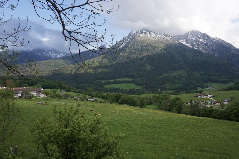Duitse Alpenroute Ramsau Duitsland