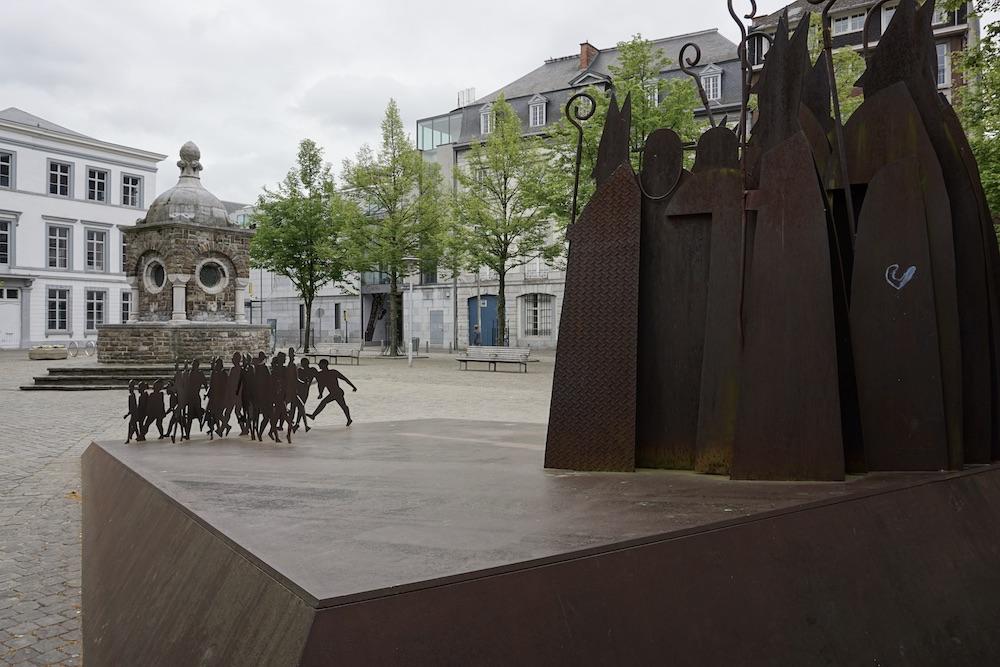 Stadswandeling Luik België