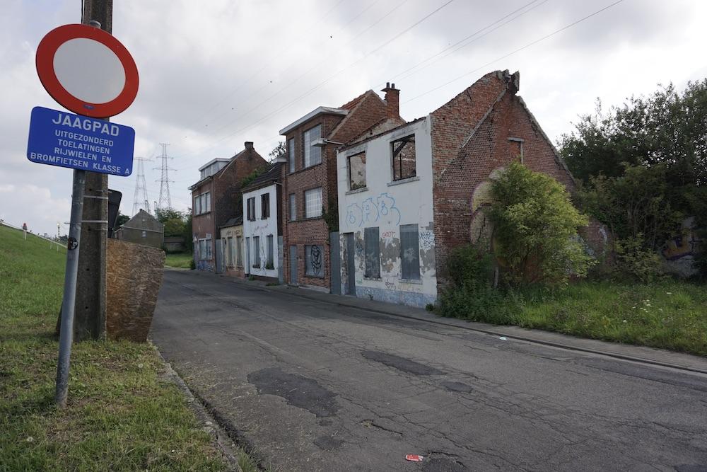 Spookstad Doel België