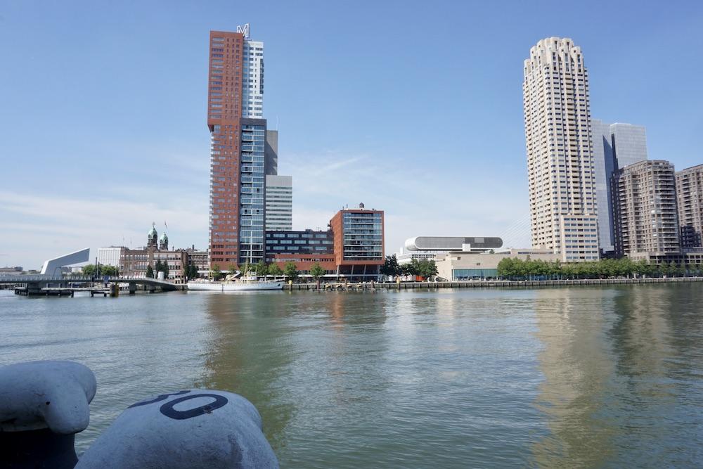 Kop van Zuid Rotterdam Nederland