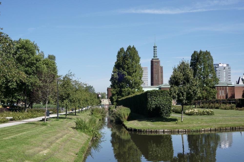 Museumpark Rotterdam Nederland