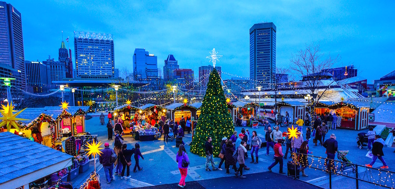 The Best Christmas Markets In The USA TravelMag