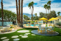 The Monkey Tree Palm Springs Hotel