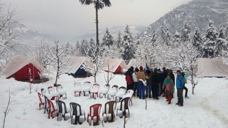 Manali 4 Nights 5 Days Tour Package 105
