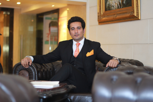 Hotel The Royal Plaza appoints Faisal Nafees as the Executive Assistant Manager  TRAVELMAIL