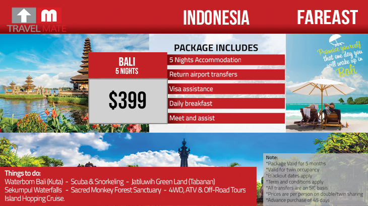 Image Result For Bali Tour Packages From Australia