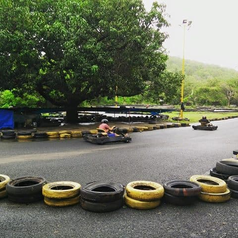 Go Karting in Goa- things to do in goa