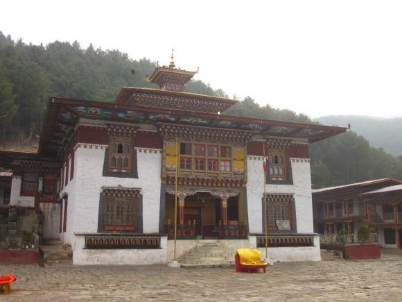 Bumthang Monastery