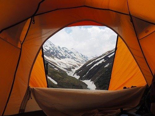 Ronti Gad Camp Rupin Pass