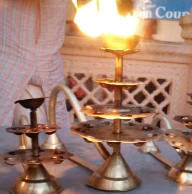 Ganga Evening Arti