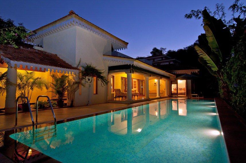 Luxury Beach Huts North Goa