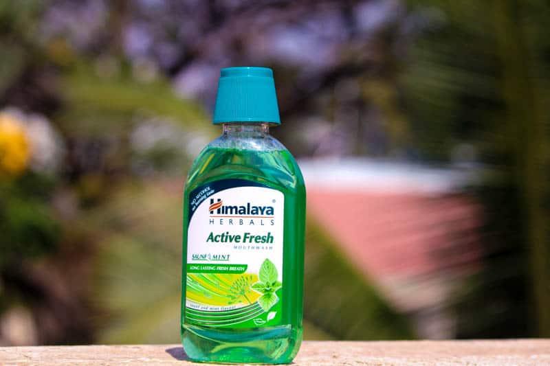 Himalayan Mouthwash