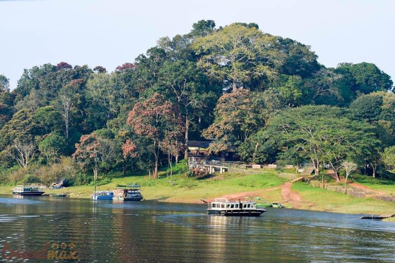 Carmelia Haven Resort Thekkady