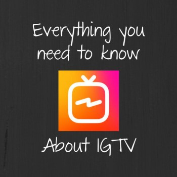 Learn about IGTV