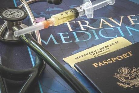 Viaggi internazionali e salute