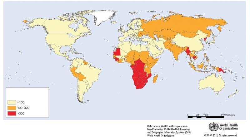 La tubercolosi nei viaggiatori