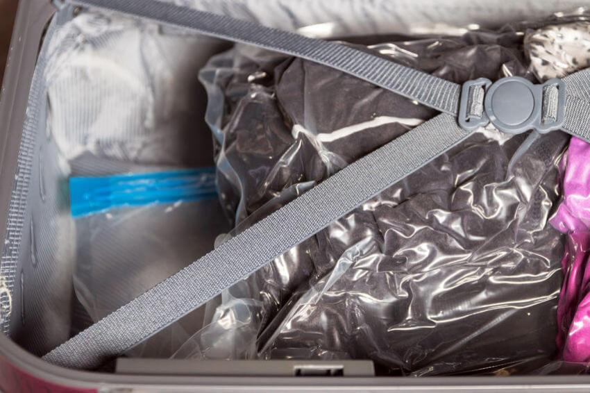 vakuumbeutel koffer